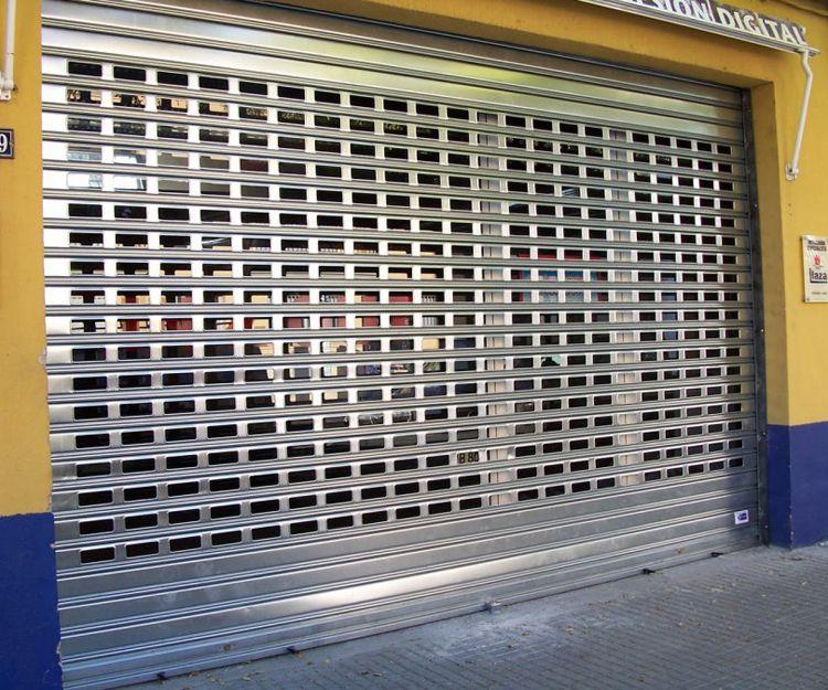 Aperturas de persianas 24 horas en Barcelona