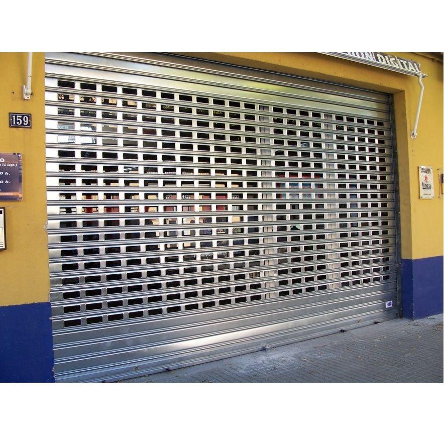 Apertura de persianas: Servicios de Cerrajería Vilfer