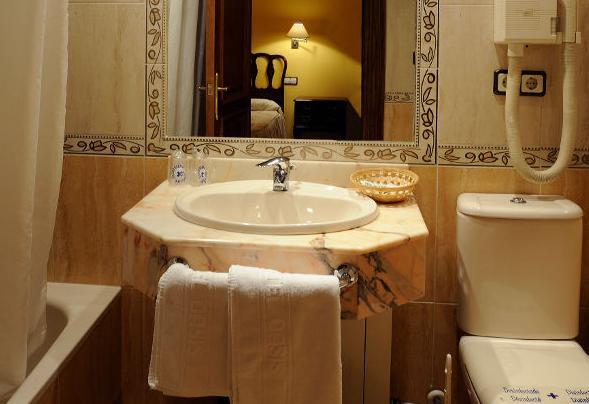 Habitaciones equipadas con baño
