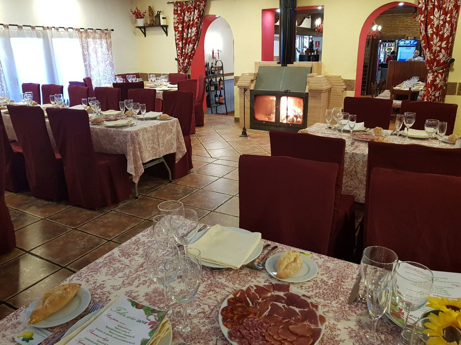 Restaurante - Hotel de Carretera El Oasis**