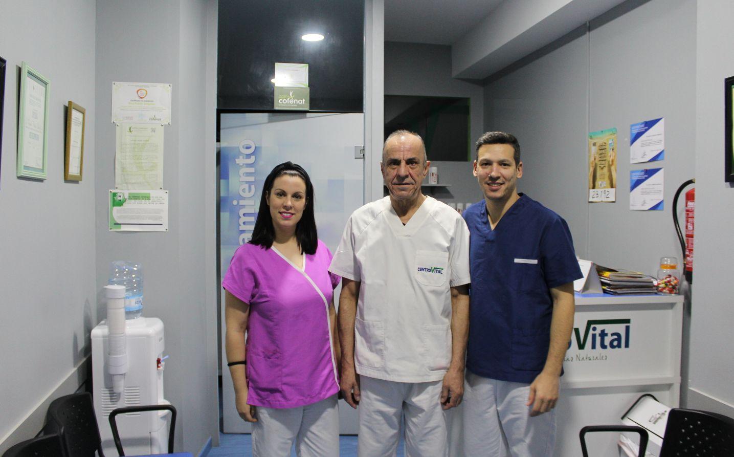 Osteopatía estructural, visceral y craneal en Montehermoso