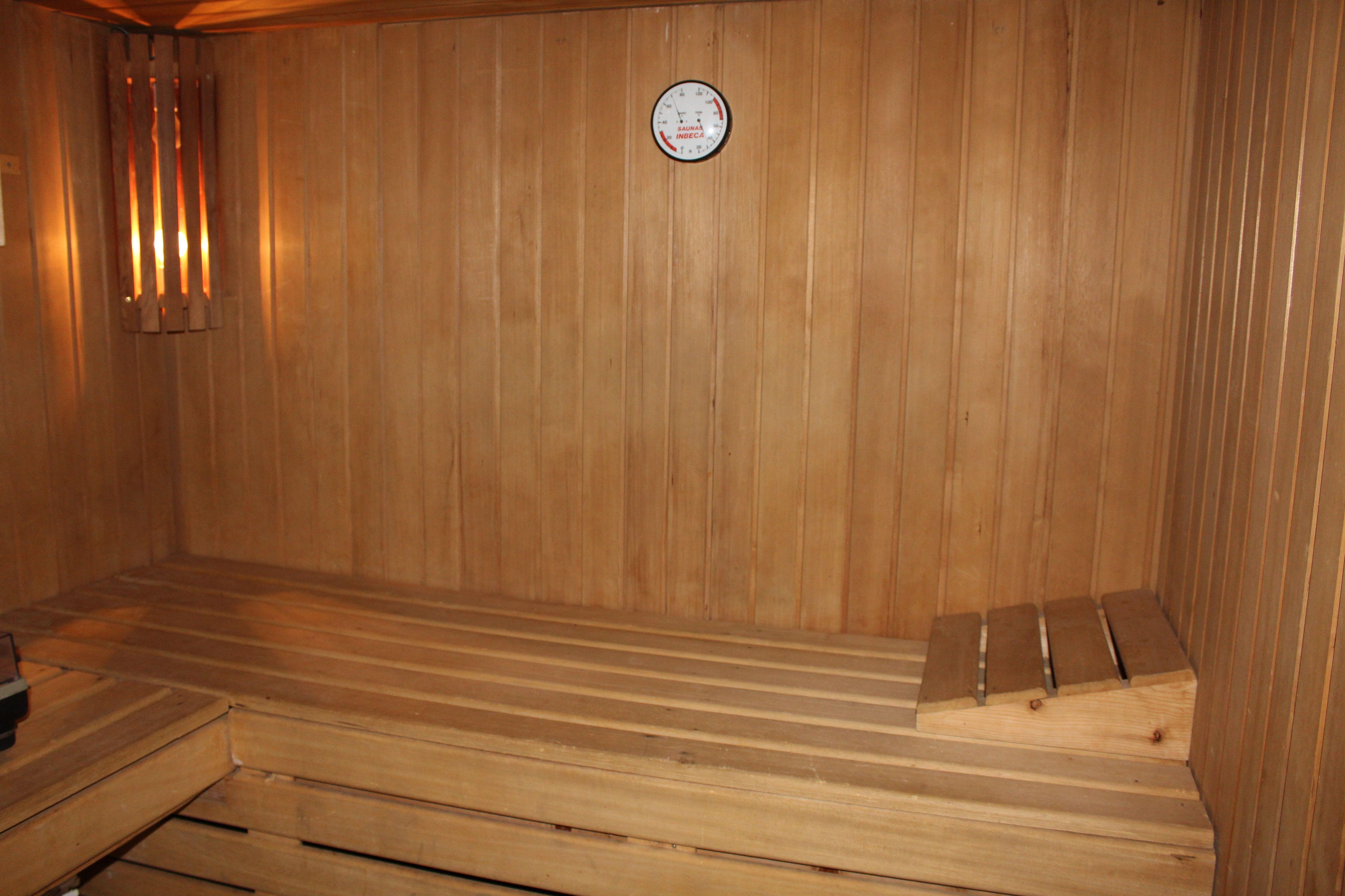Sauna en Montehermoso