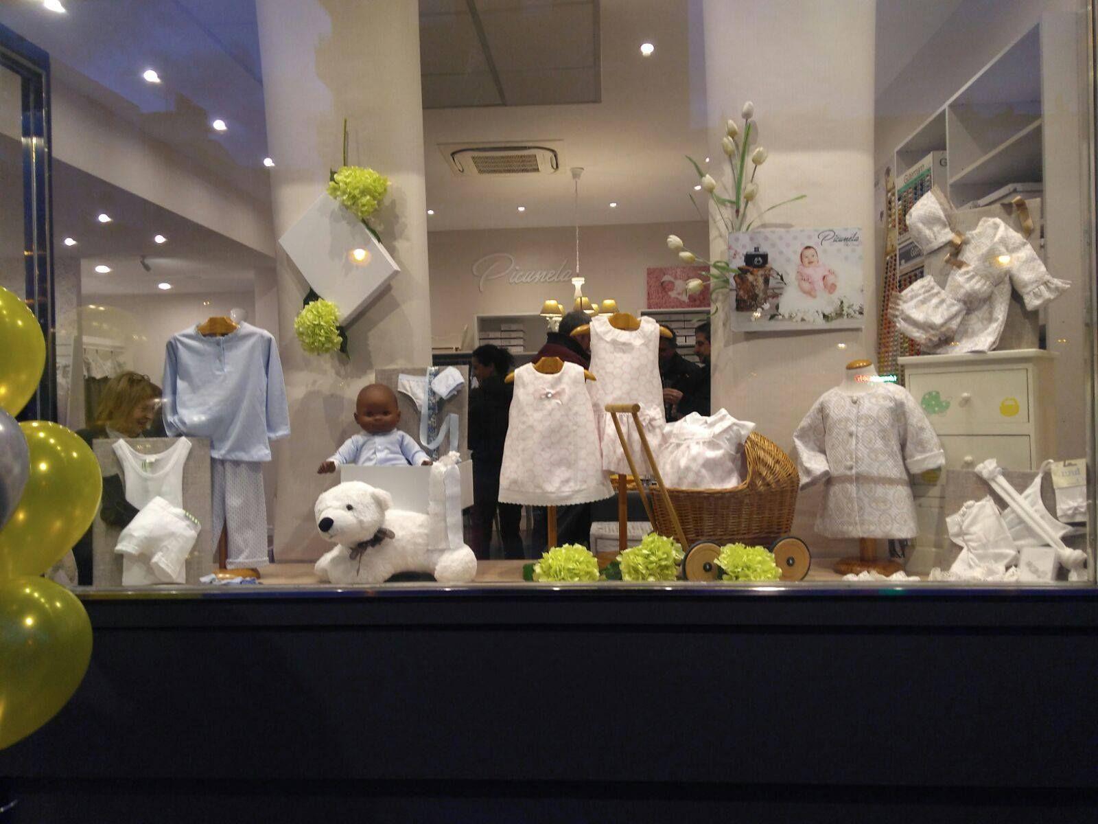 Ropa de bebé original en Pamplona