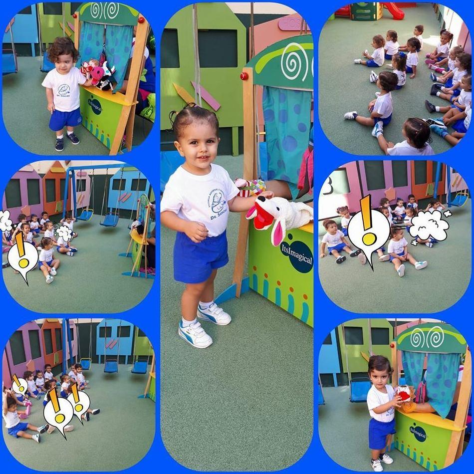 Foto 210 de Guarderías y Escuelas infantiles en Las Palmas de Gran Canaria | Escuela Maternal Infantil Dr.Sánchez
