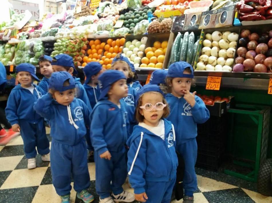 Foto 49 de Guarderías y Escuelas infantiles en Las Palmas de Gran Canaria | Escuela Maternal Infantil Dr.Sánchez