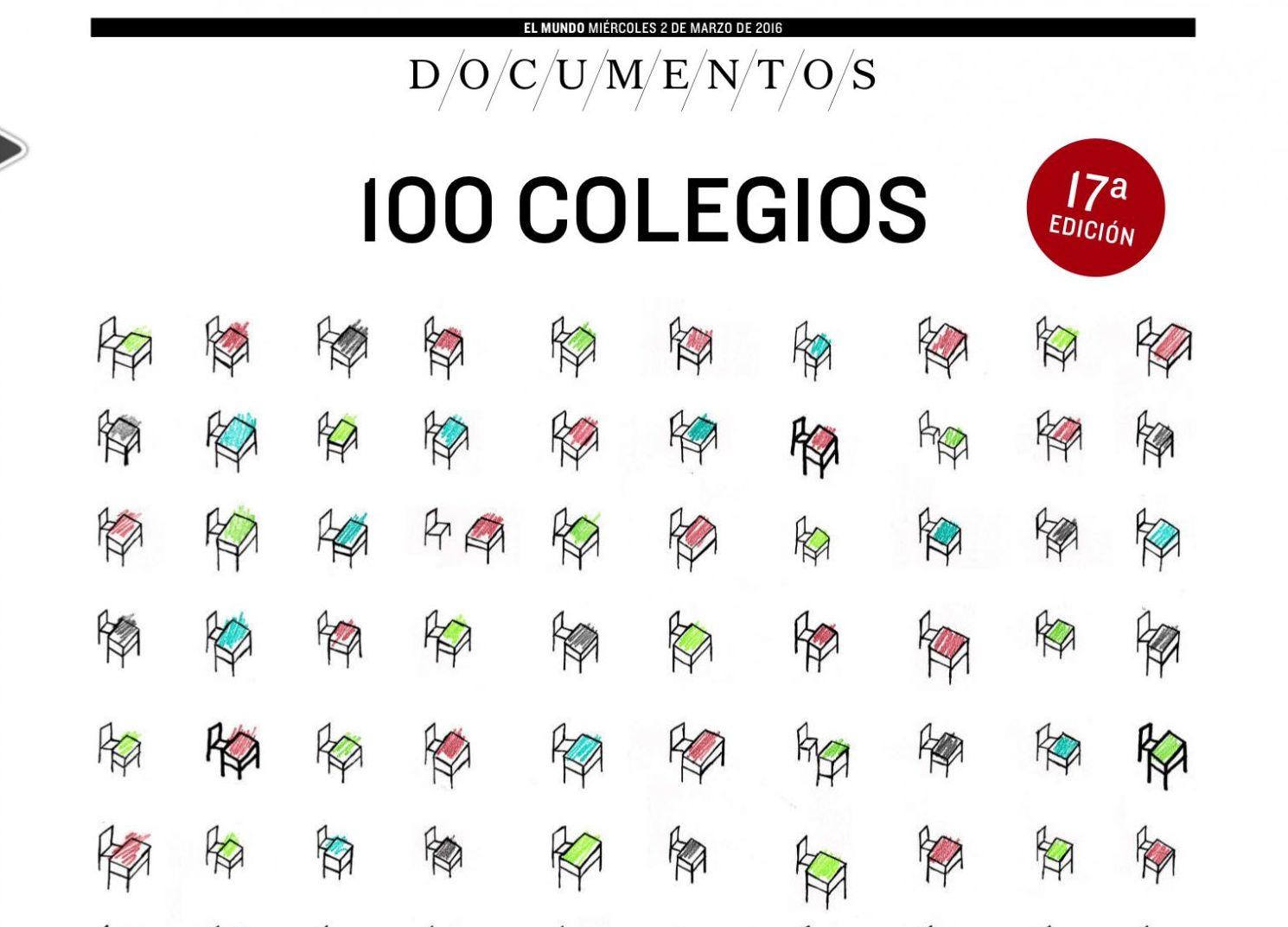 Los Mejores Colegios de España y de Las Palmas según el diario ELMUNDO