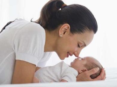 Los bebés muy pequeños también captan las emociones