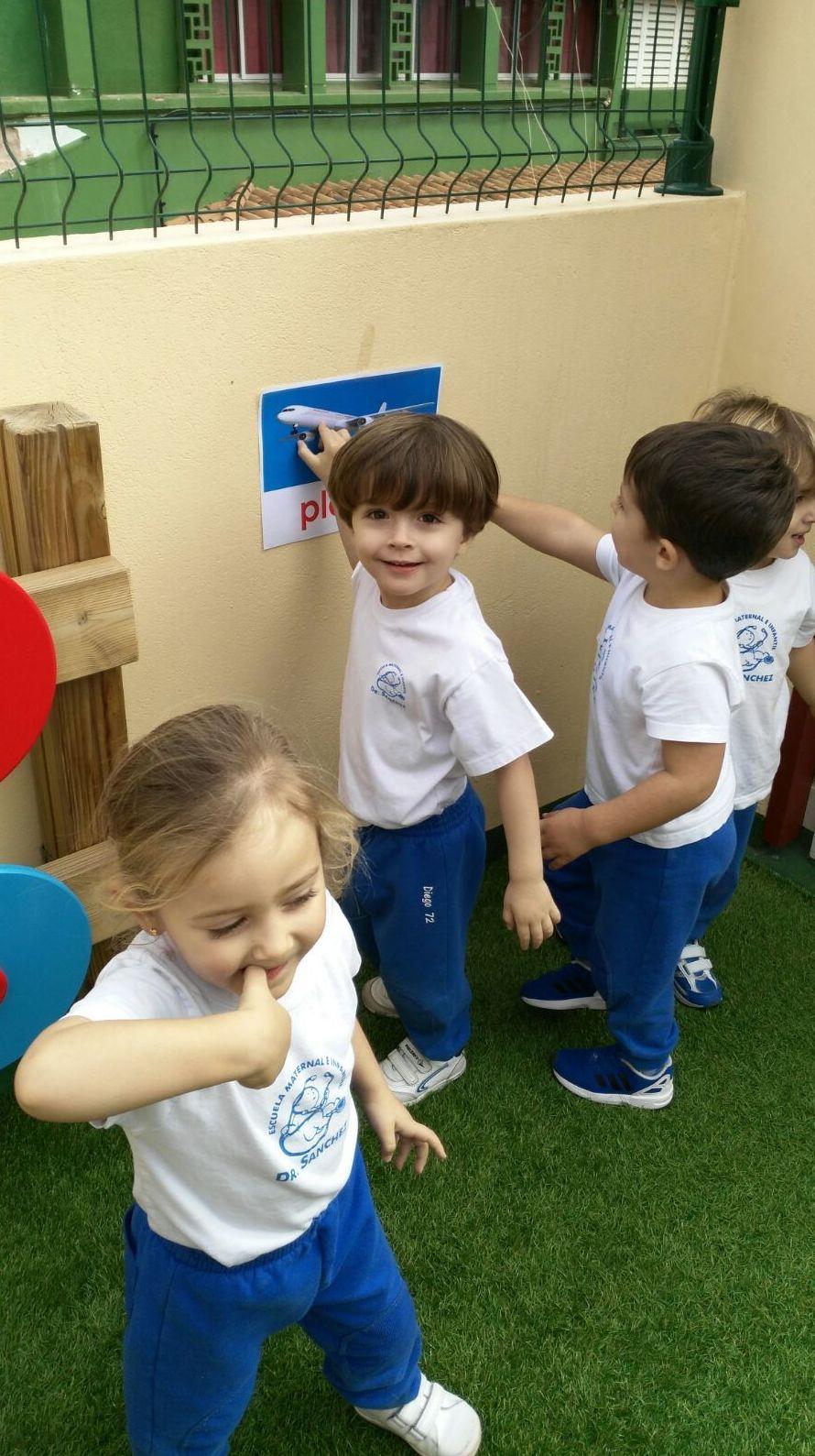 Foto 155 de Guarderías y Escuelas infantiles en Las Palmas de Gran Canaria | Escuela Maternal Infantil Dr.Sánchez