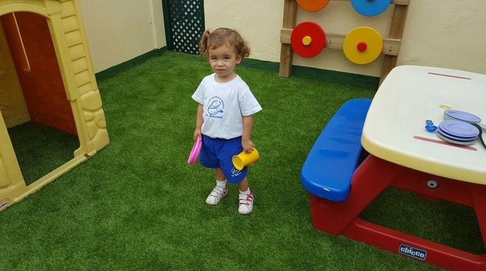 Foto 4 de Guarderías y Escuelas infantiles en Las Palmas de Gran Canaria | Escuela Maternal Infantil Dr.Sánchez