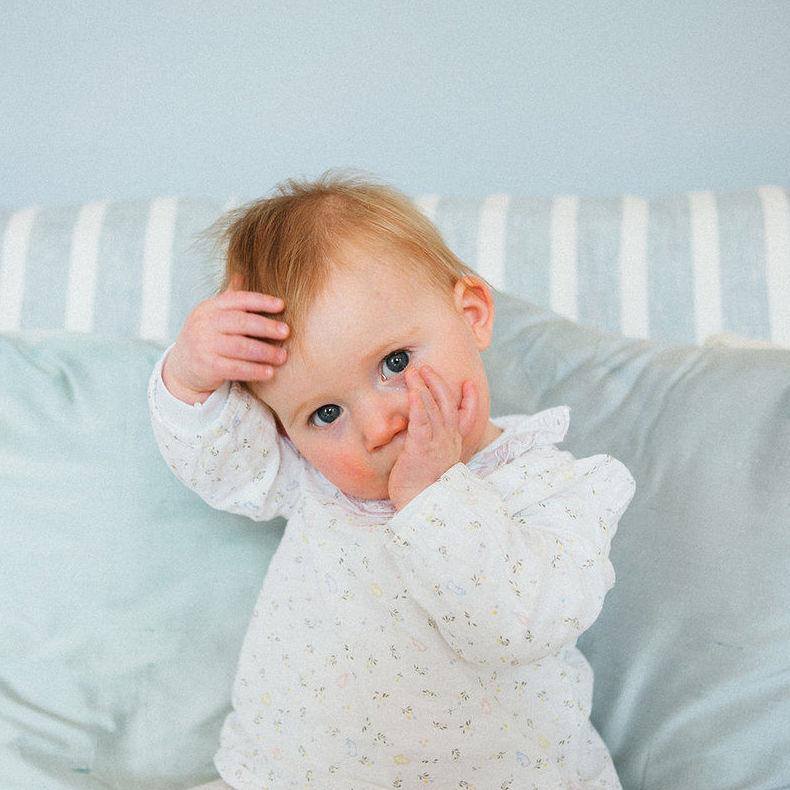 """Apuntes sobre la denominada """"sexta enfermedad"""" o roseola infantil. Aprender a reconocerla"""