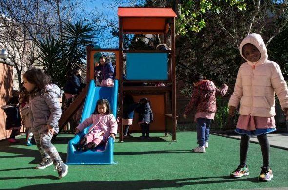 """El colegio público """"milagro"""" en Cataluña"""