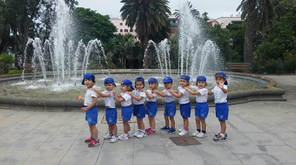 Foto 31 de Guarderías y Escuelas infantiles en Las Palmas de Gran Canaria | Escuela Maternal Infantil Dr.Sánchez