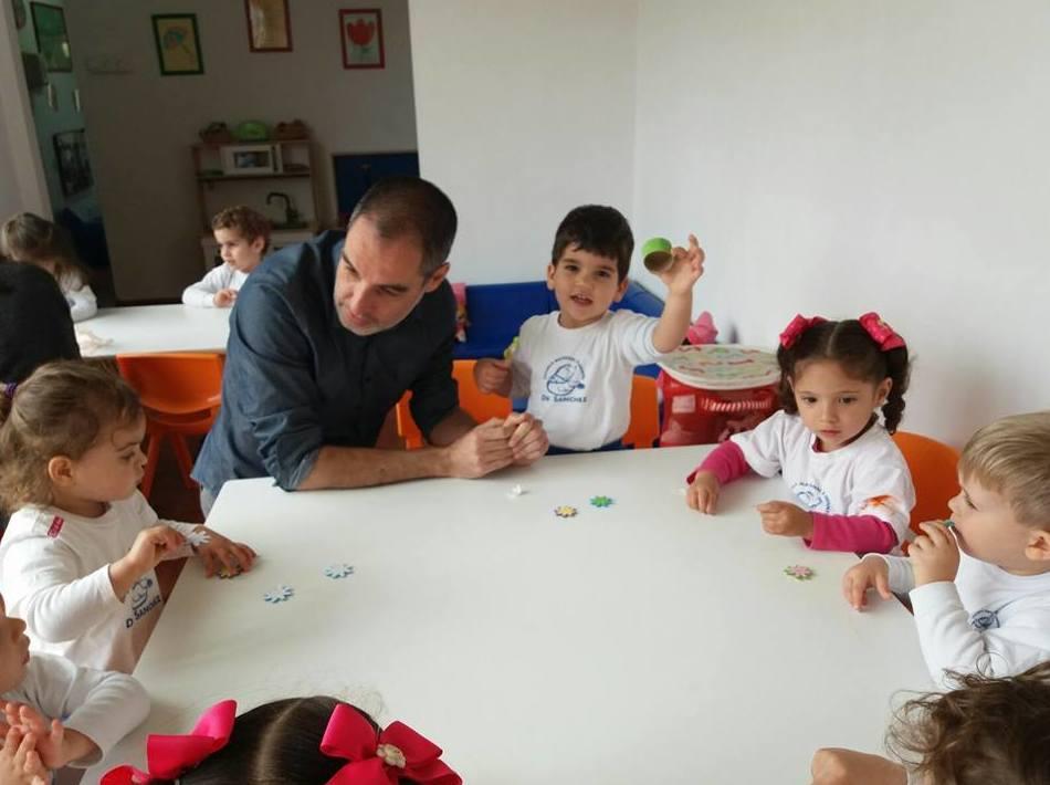 Foto 161 de Guarderías y Escuelas infantiles en Las Palmas de Gran Canaria | Escuela Maternal Infantil Dr.Sánchez