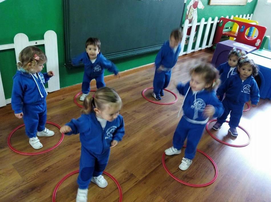 Foto 6 de Guarderías y Escuelas infantiles en Las Palmas de Gran Canaria | Escuela Maternal Infantil Dr.Sánchez