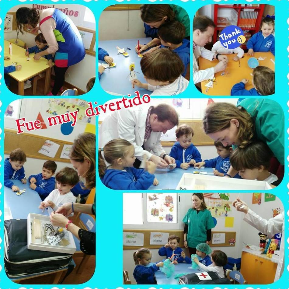Foto 149 de Guarderías y Escuelas infantiles en Las Palmas de Gran Canaria | Escuela Maternal Infantil Dr.Sánchez