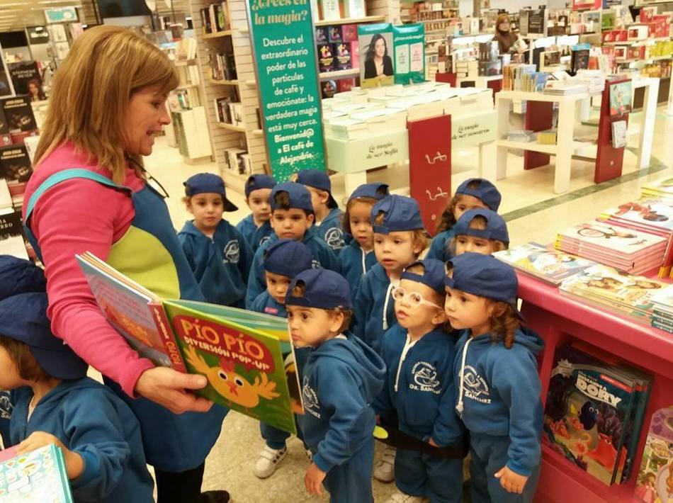 Foto 45 de Guarderías y Escuelas infantiles en Las Palmas de Gran Canaria | Escuela Maternal Infantil Dr.Sánchez