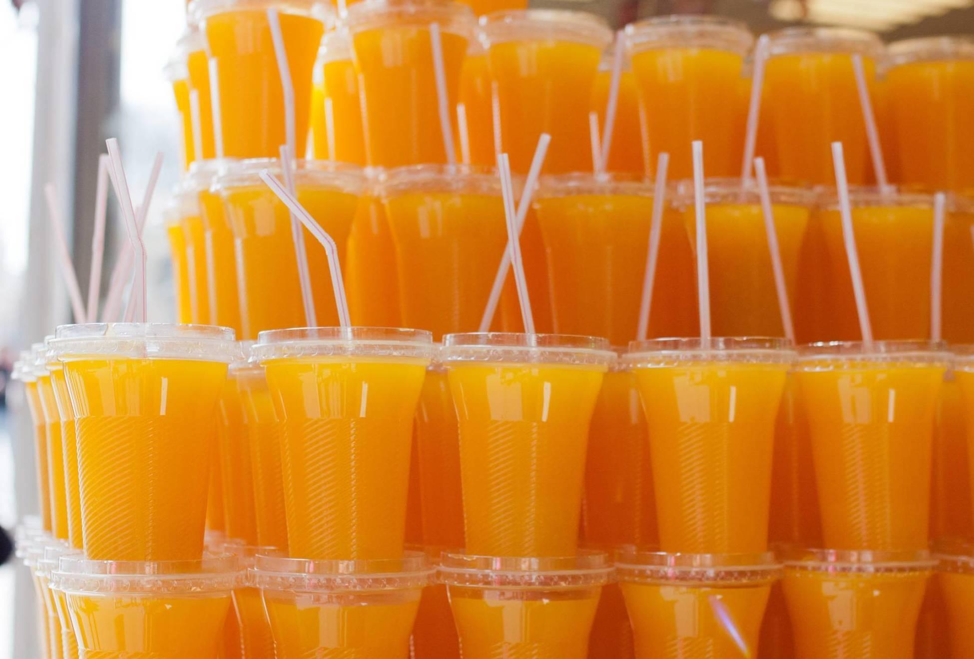 La importancia de la fruta y de limitar los zumos aunque sean naturales.