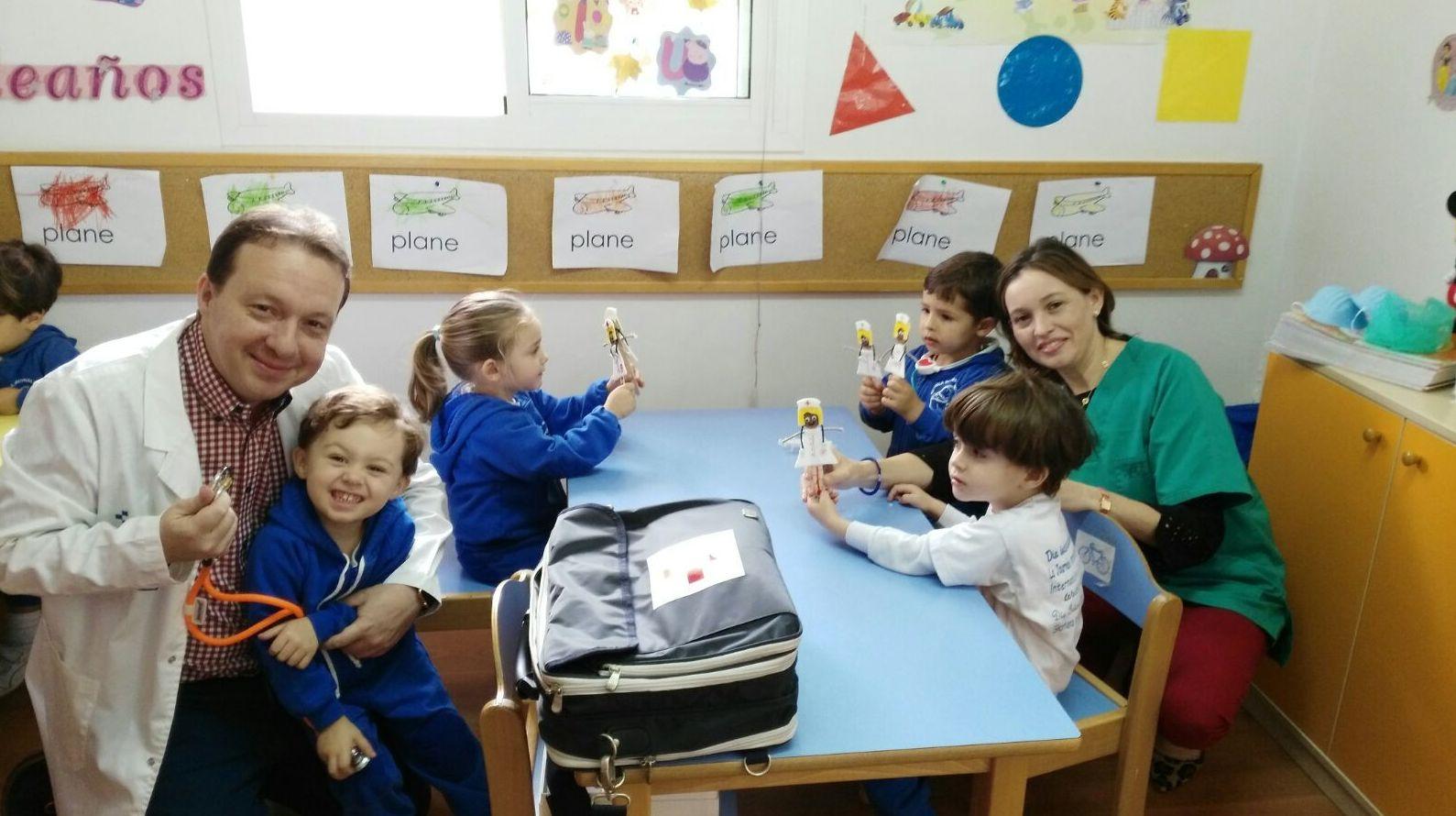 La importancia de coordinar las acciones del equipo de la Escuela Infantil y la familia