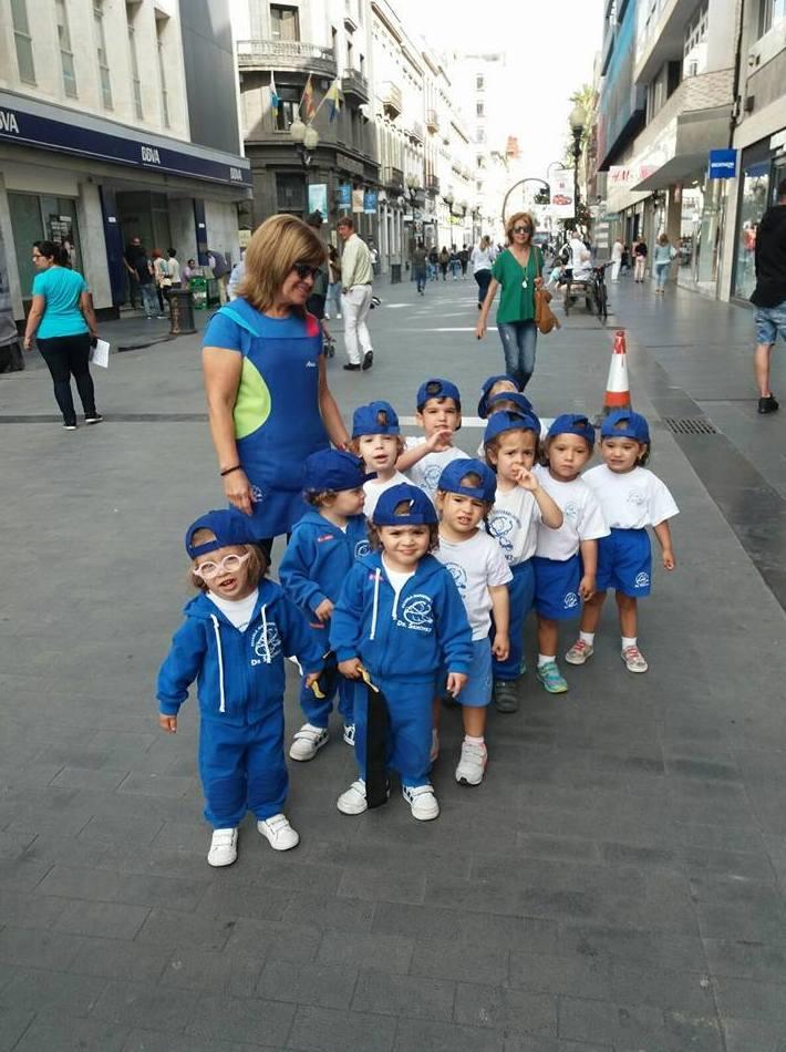 Foto 43 de Guarderías y Escuelas infantiles en Las Palmas de Gran Canaria | Escuela Maternal Infantil Dr.Sánchez