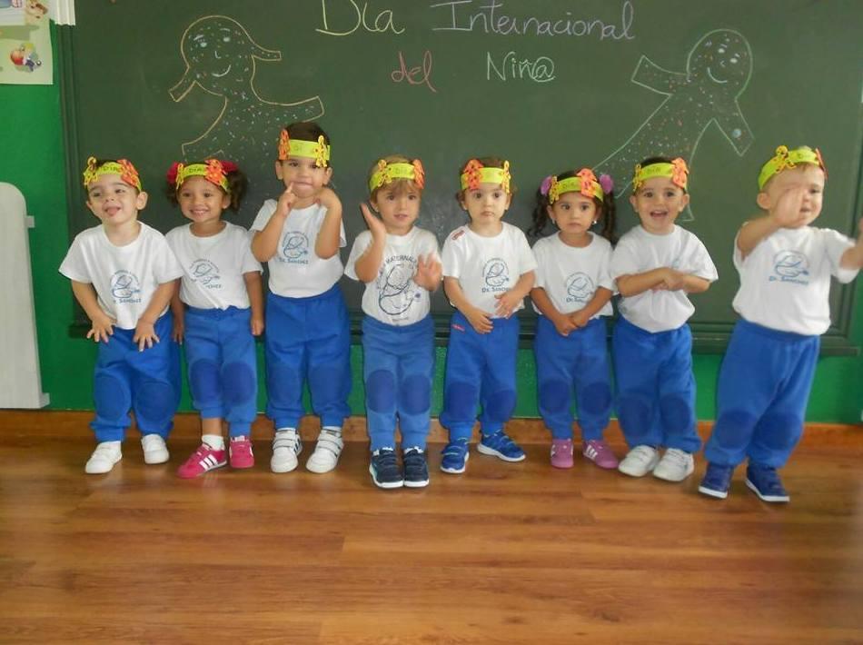Foto 29 de Guarderías y Escuelas infantiles en Las Palmas de Gran Canaria | Escuela Maternal Infantil Dr.Sánchez