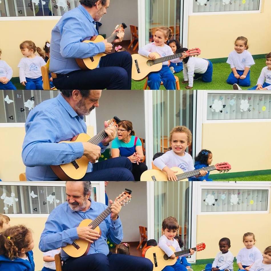 Foto 231 de Guarderías y Escuelas infantiles en Las Palmas de Gran Canaria | Escuela Maternal Infantil Dr.Sánchez