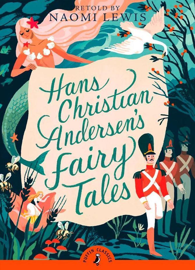 Selección de bonitos cuentos en inglés