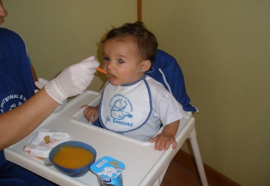 La Alimentación en la Escuela: Servicios de Escuela Maternal Infantil Dr.Sánchez