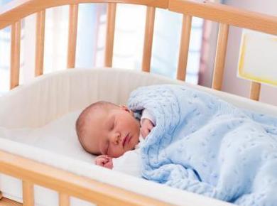 Ritmos de Alimentación y Sueño de un Recién Nacido