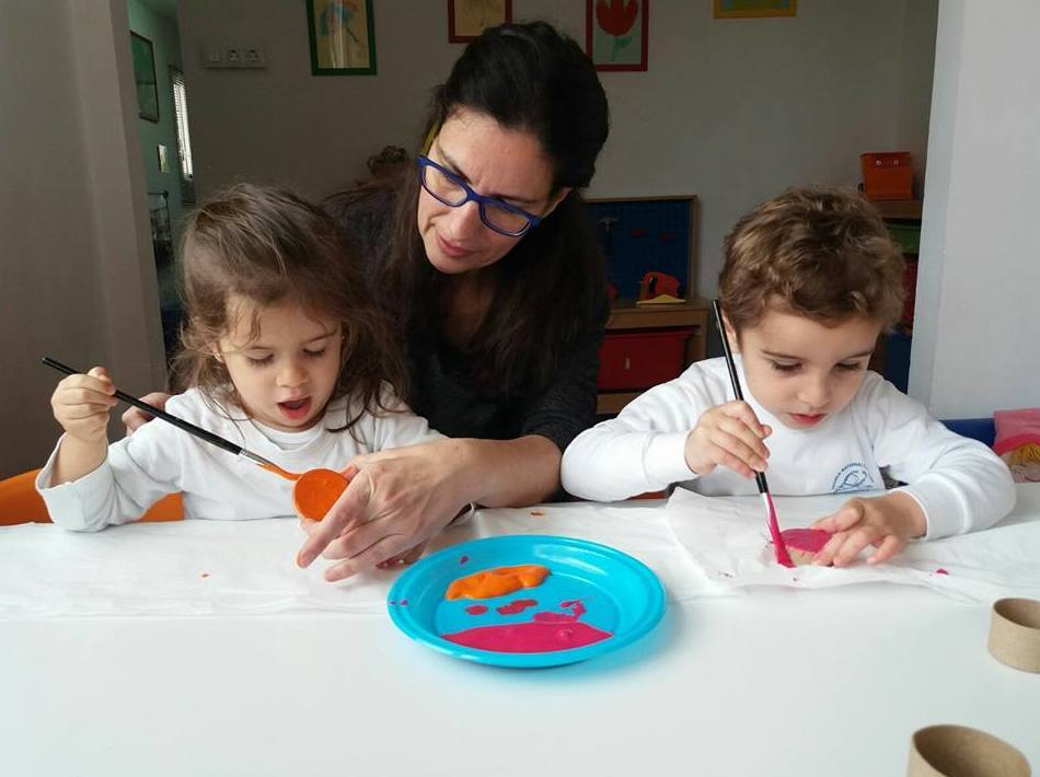 Foto 158 de Guarderías y Escuelas infantiles en Las Palmas de Gran Canaria | Escuela Maternal Infantil Dr.Sánchez