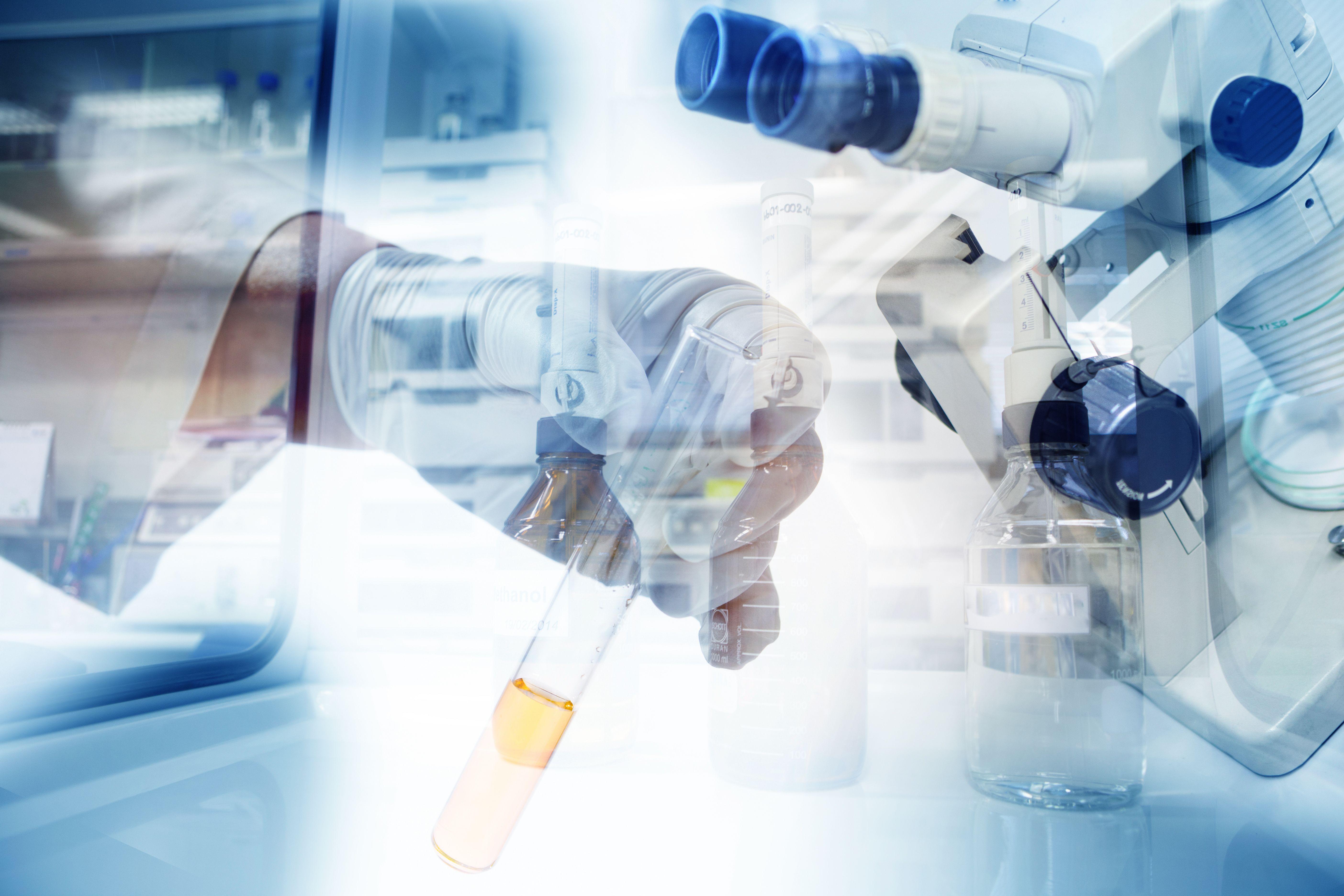 Análisis clínicos: Servicios de Laboratorio Delta