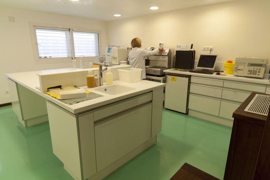 Laboratorios de análisis clínicos en Menorca