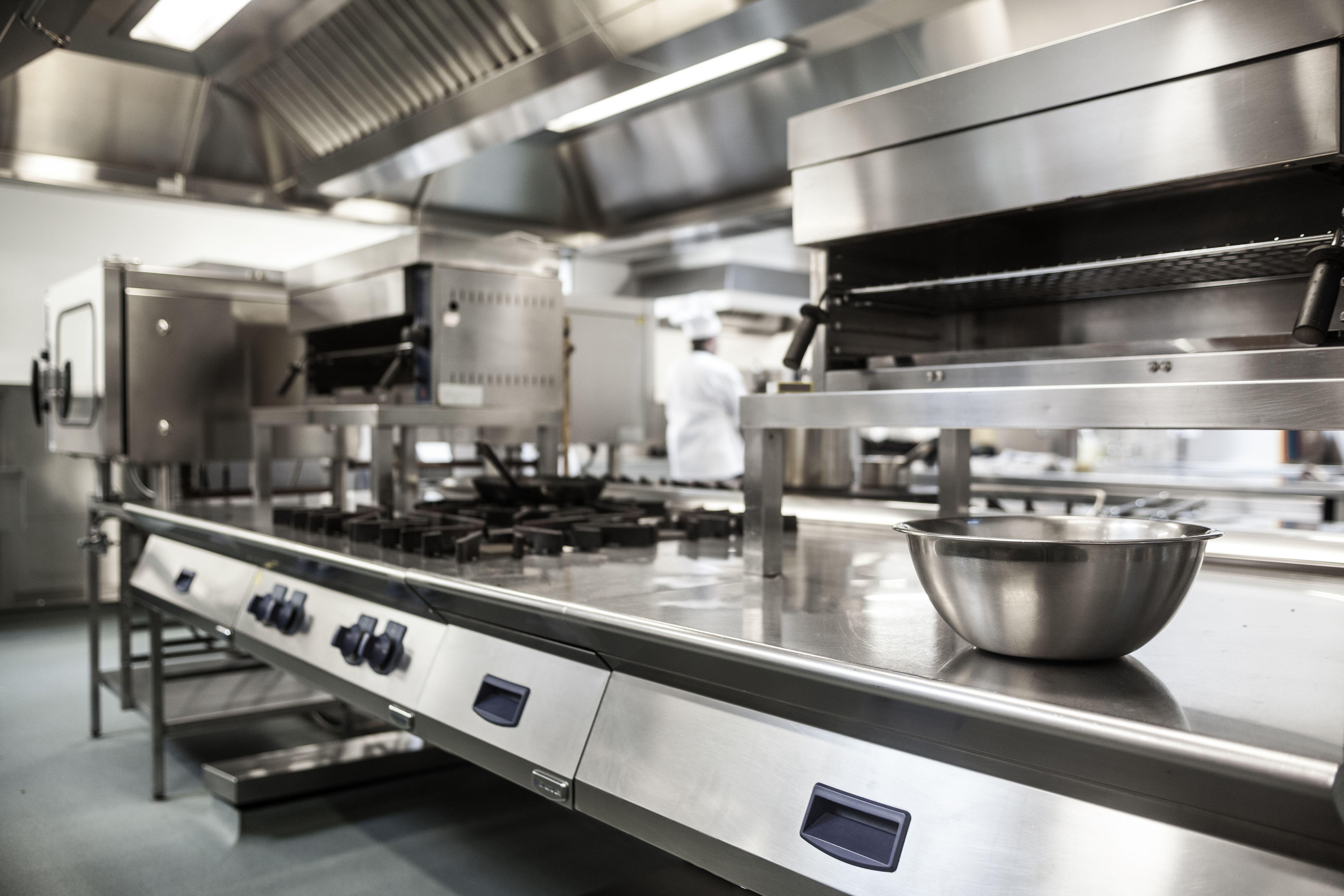 Maquinaria de hostelería nueva: Servicios de Maquinaria de hostelería