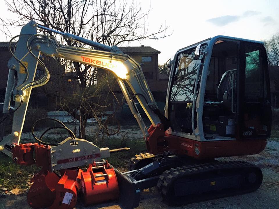 Excavaciones y derribos en Hospitalet de Llobregat