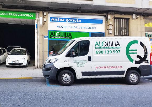 Sin depósito ni fianza: Servicios de Alquilia