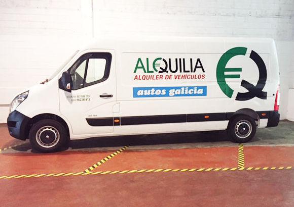 Alquiler de vehículos en A Coruña