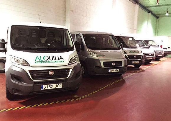 Reposición de flota: Servicios de Alquilia