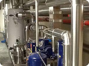 Tecnologías aplicadas a refrigeración en el ámbito industrial