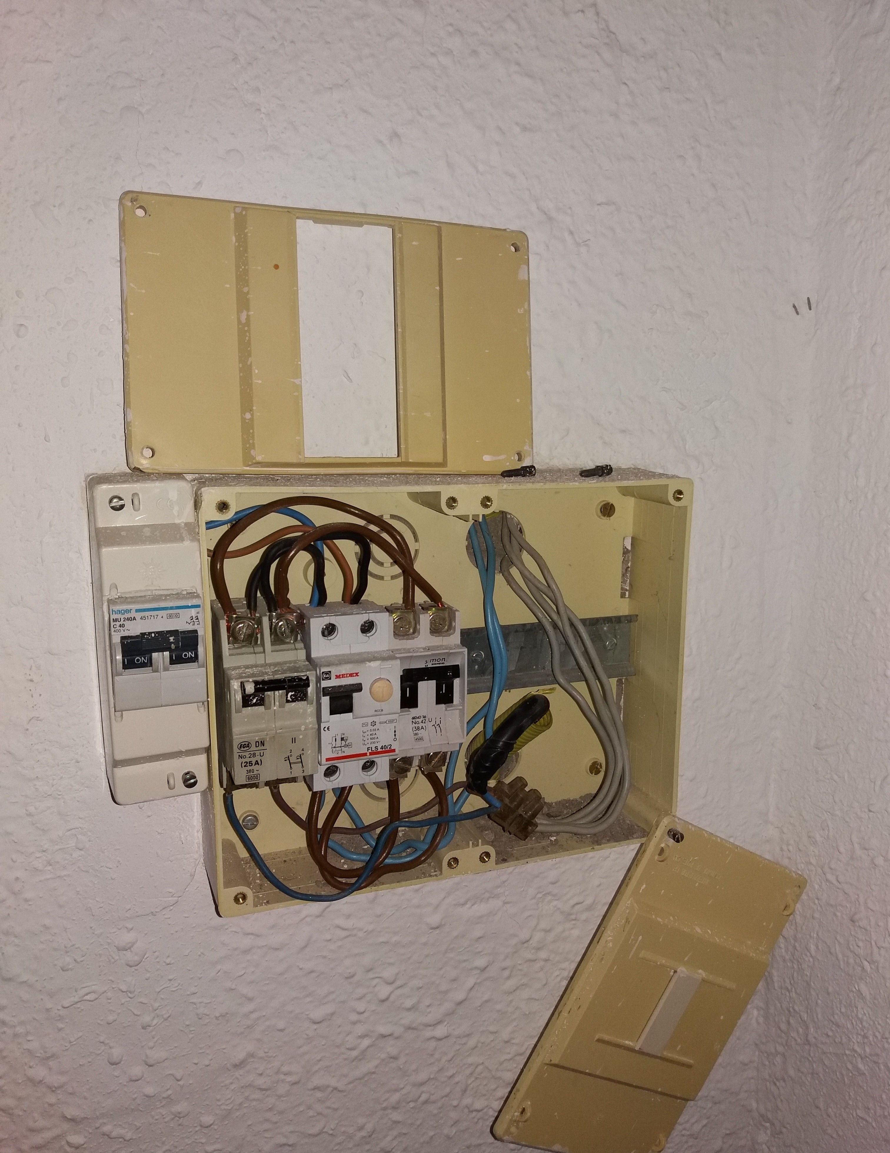 Instalaciones eléctricas en Roquetas de Mar