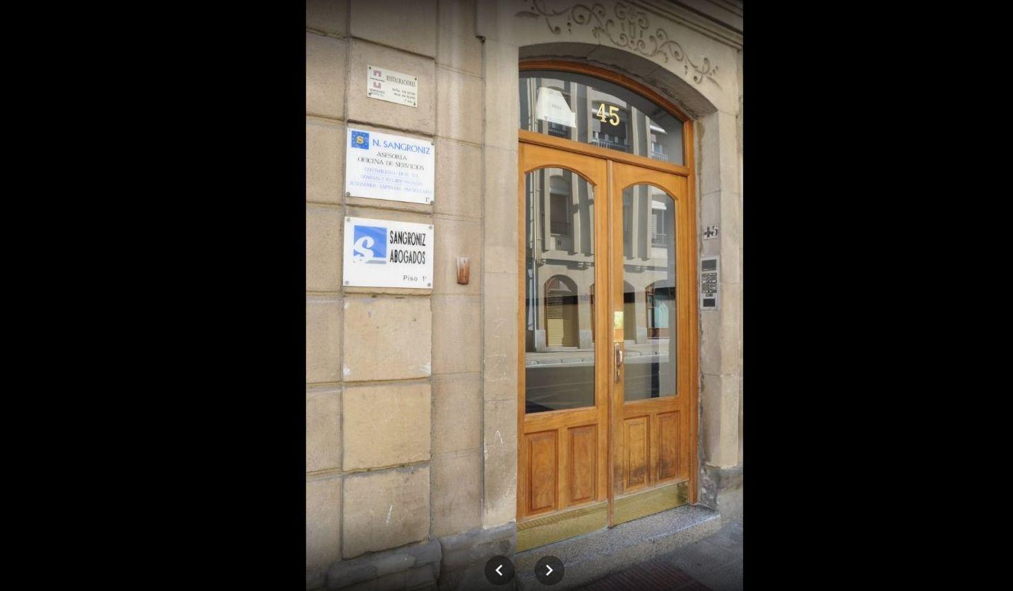 Foto 1 de Abogados en Vitoria-Gasteiz | Sangroniz Abogados