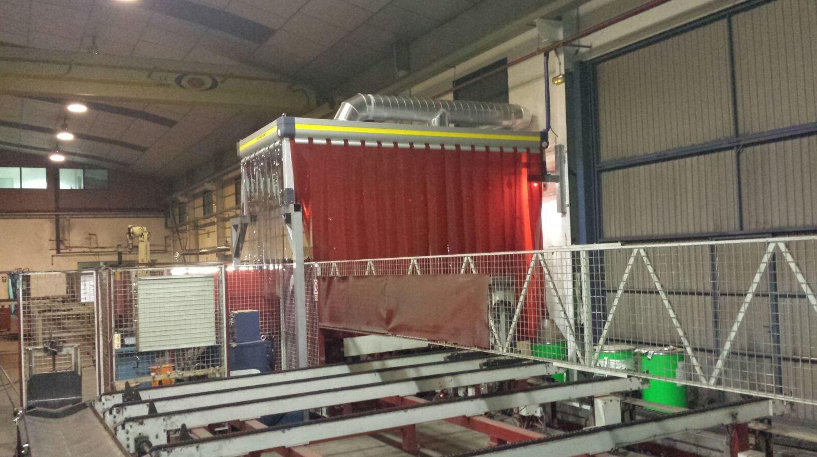 instalaciones especiales de ventilación y extracción en Madrid