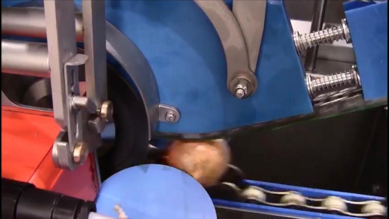 Máquinas de alimentación para el trabajo en fábricas