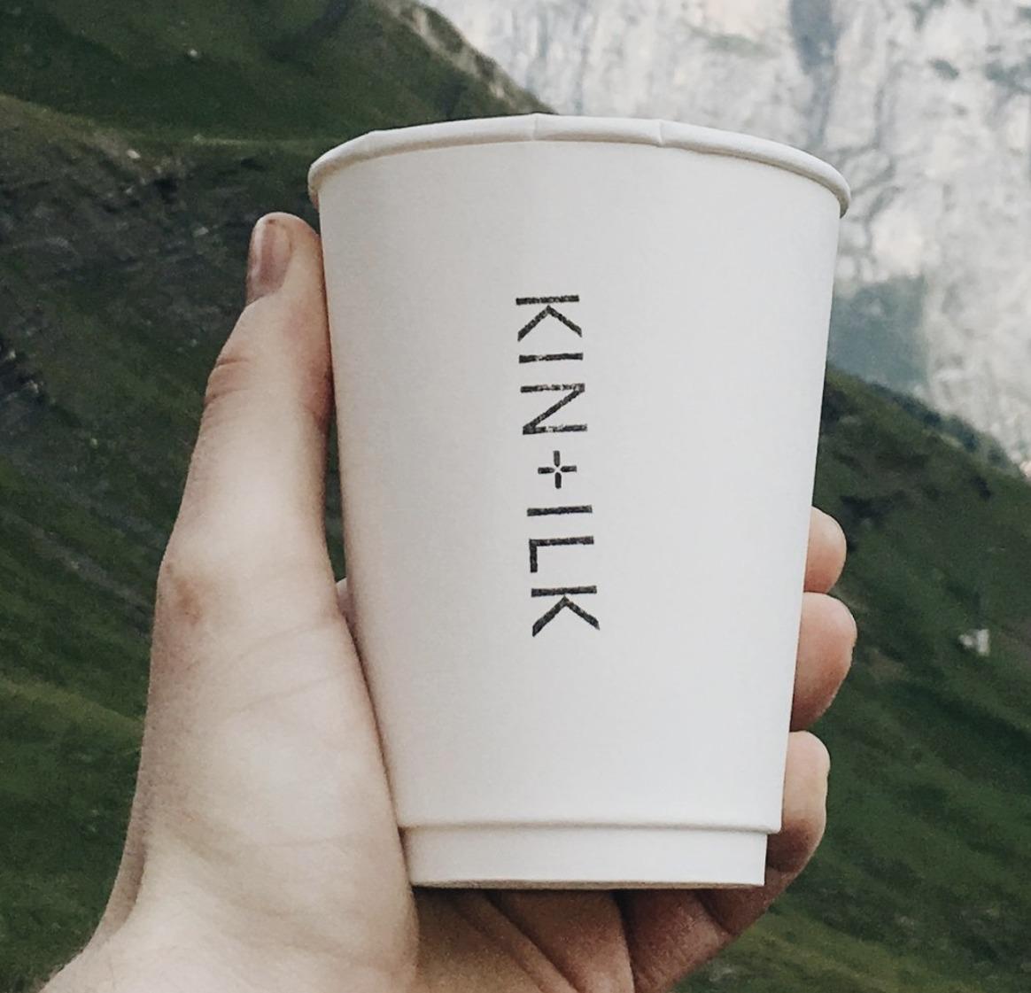Reparto a domicilio: Productos de Kin+Ilk Café