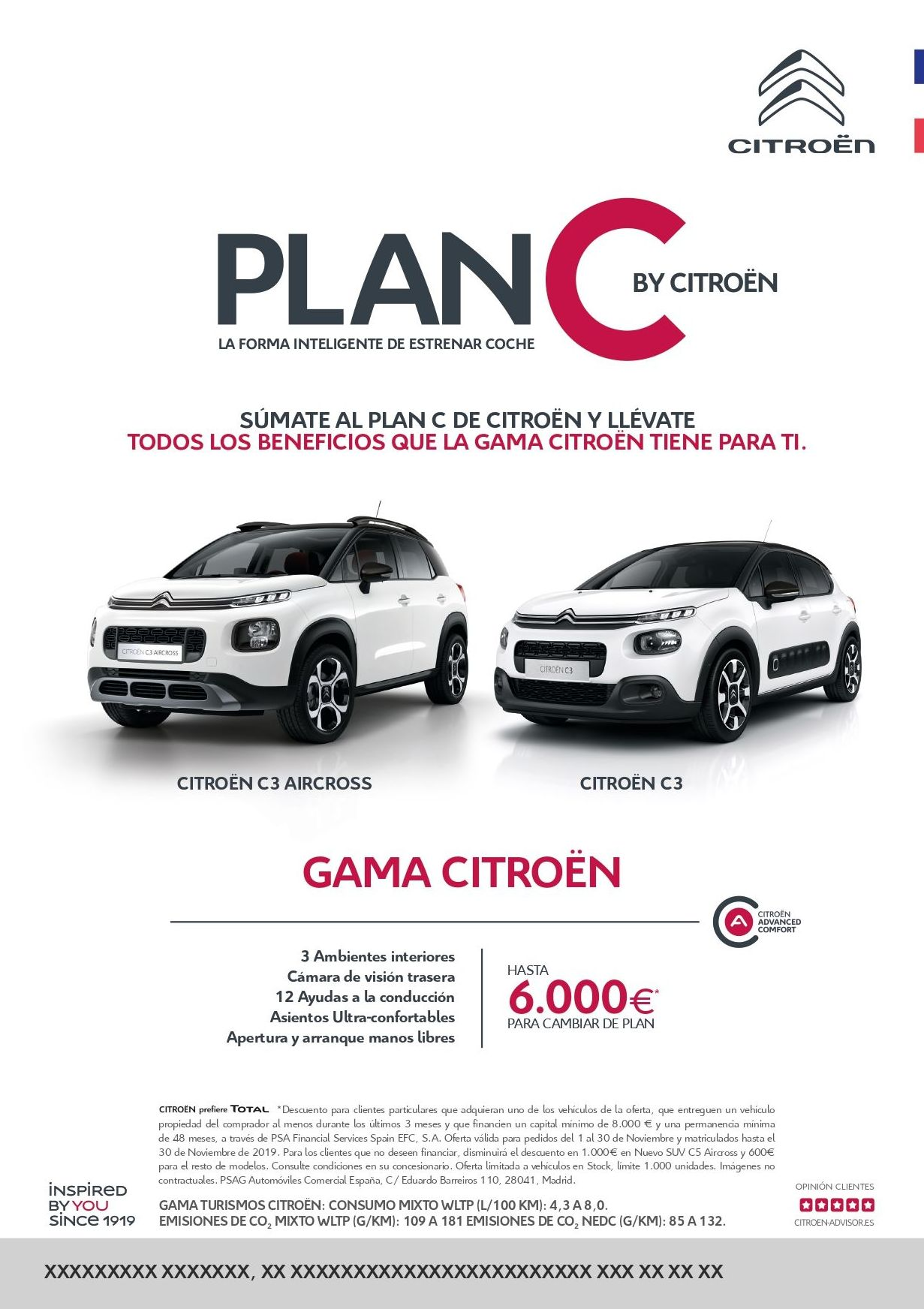 Plan C by Citröen