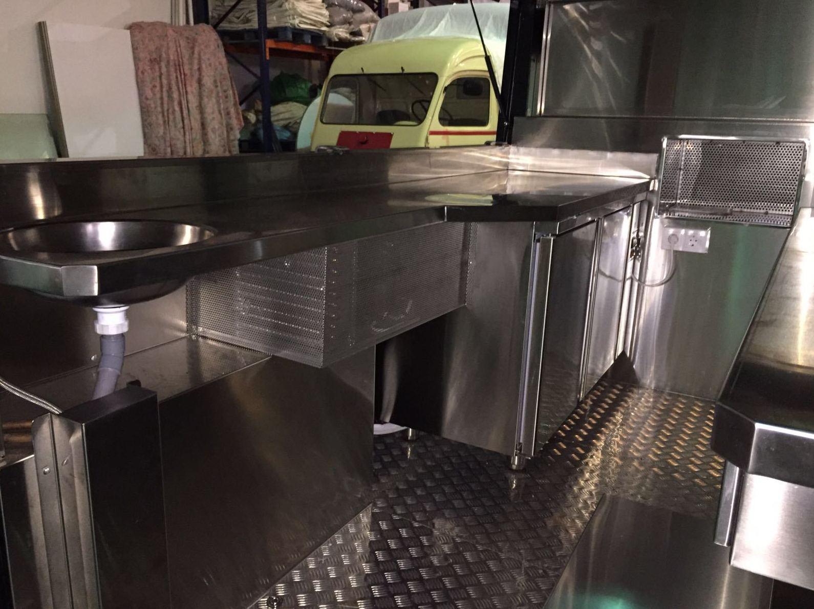 Mobiliario para catering en Murcia