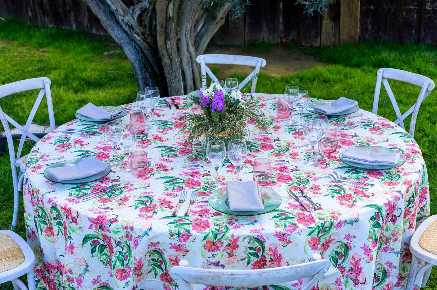 Alquiler de mantelerias para eventos y hosteleria: Alquiler de Mantelería & Menaje