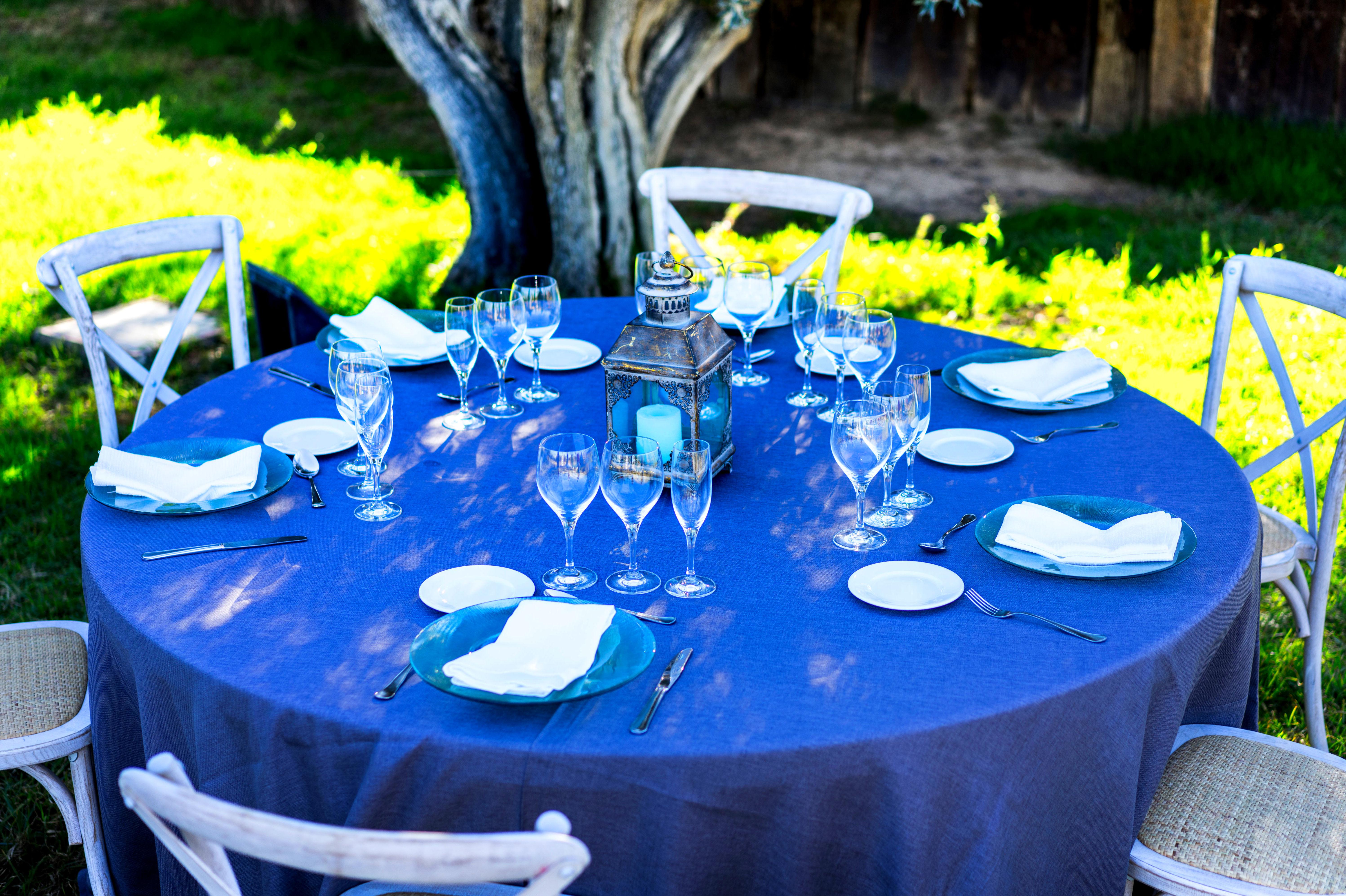 Foto 25 de Alquiler de sillas, mesas y menaje en El Palmar | Mantelería & Menaje
