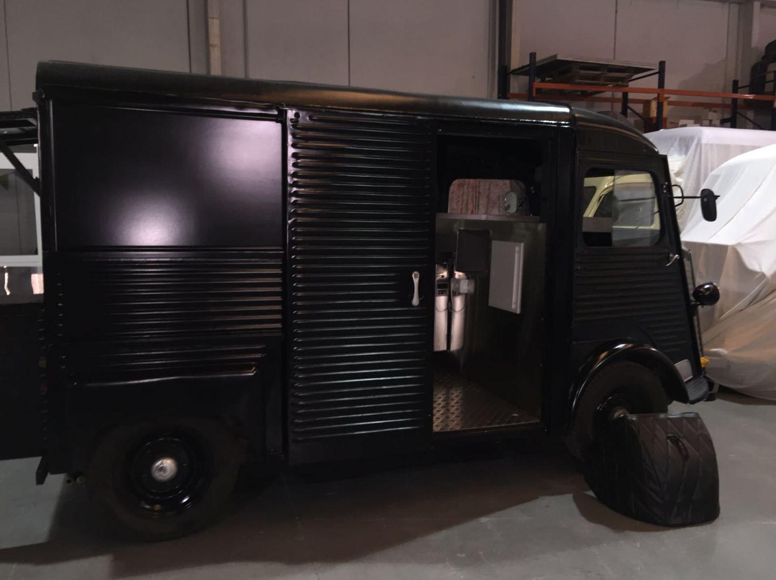 alquiler food truck Murcia