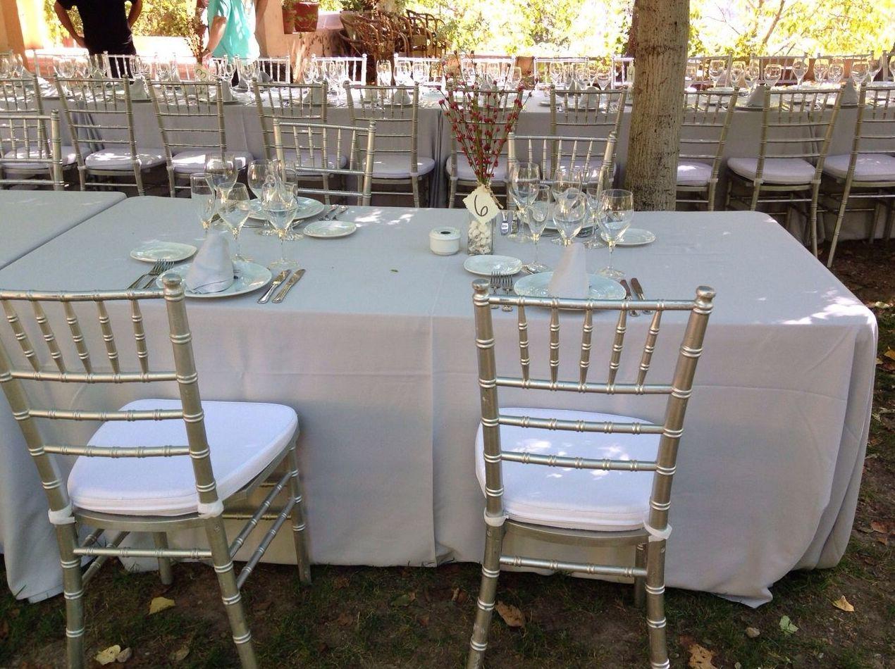 Alquiler de cristalería para bodas