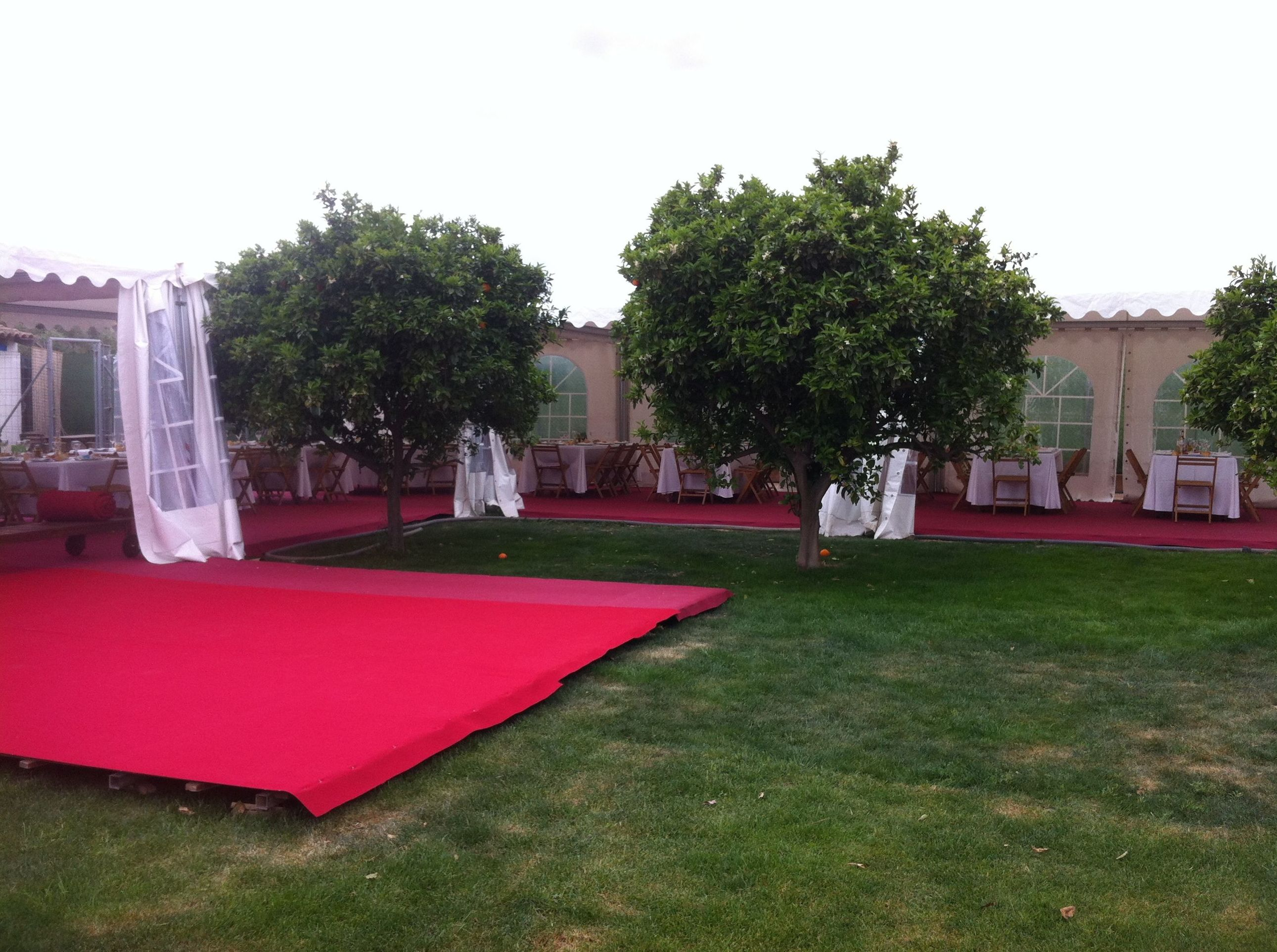 Ponemos todo perfecto para tu boda o evento
