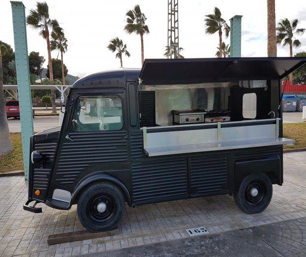 Food truck: Alquiler de Mantelería & Menaje